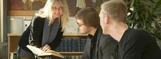 Dialog med brugere på biblioteket